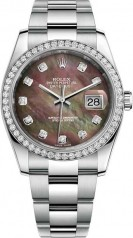 Rolex » _Archive » Datejust 36mm Steel and White Gold » 116244-0019