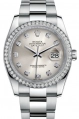 Rolex » _Archive » Datejust 36mm Steel and White Gold » 116244 sdo