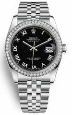 Rolex » _Archive » Datejust 36mm Steel and White Gold » 116244-0045