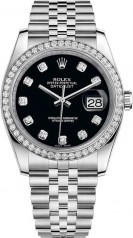 Rolex » _Archive » Datejust 36mm Steel and White Gold » 116244-0014