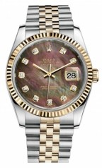 Rolex » _Archive » Datejust 36mm Steel and Yellow Gold » 116233 dkmdj