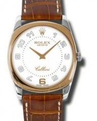 Rolex » _Archive » Cellini Danaos White & Rose Gold » 4233.9 bicwa
