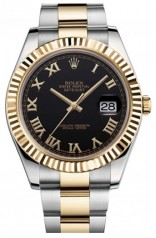 Rolex » _Archive » Datejust II 41mm Steel and Yellow Gold »  116333 bkro