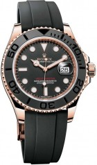 Rolex » _Archive » Yacht-Master 40mm Everose Gold » 116655-0001