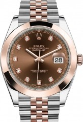 Rolex » Datejust » Datejust 41mm Steel and Everose Gold » 126301-0004