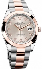 Rolex » Datejust » Datejust 41mm Steel and Everose Gold » 126301-0007