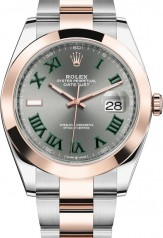 Rolex » Datejust » Datejust 41mm Steel and Everose Gold » 126301-0015