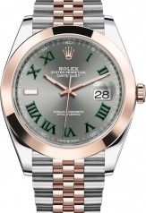 Rolex » Datejust » Datejust 41mm Steel and Everose Gold » 126301-0016
