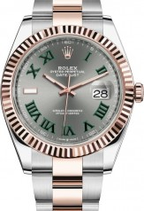 Rolex » Datejust » Datejust 41mm Steel and Everose Gold » 126331-0015