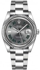 Rolex » Datejust » Datejust 41mm Steel and White Gold » 126334-0021