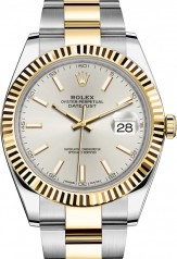 Rolex » Datejust » Datejust 41mm Steel and Yellow Gold » 126333-0001