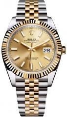 Rolex » Datejust » Datejust 41mm Steel and Yellow Gold » 126333-0010