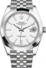 Rolex » Datejust » Datejust 41mm Steel » 126300-0006
