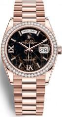 Rolex » Day-Date » Day-Date 36mm Everose Gold » 128345rbr-0044