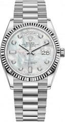 Rolex » Day-Date » Day-Date 36mm White Gold » 128239-0007