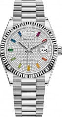 Rolex » Day-Date » Day-Date 36mm White Gold » 128239-0019