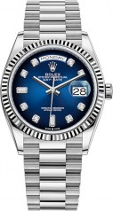 Rolex » Day-Date » Day-Date 36mm White Gold » 128239-0023