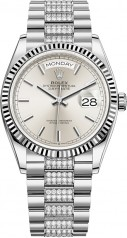 Rolex » Day-Date » Day-Date 36mm White Gold » 128239-0025