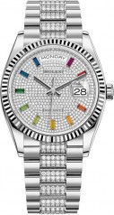 Rolex » Day-Date » Day-Date 36mm White Gold » 128239-0027