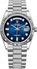 Rolex » Day-Date » Day-Date 36mm White Gold » 128239-0029