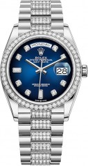 Rolex » Day-Date » Day-Date 36mm White Gold » 128349rbr-0016