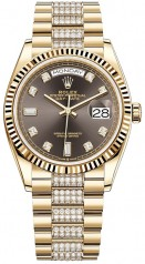 Rolex » Day-Date » Day-Date 36mm Yellow Gold » 128238-0024