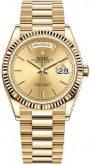 Rolex » Day-Date » Day-Date 36mm Yellow Gold » 128238-0045
