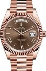 Rolex » Day-Date » Day-Date 40 mm Everose Gold » 228235-0002