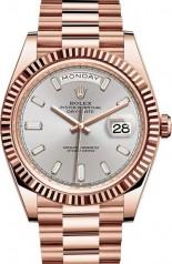 Rolex » Day-Date » Day-Date 40 mm Everose Gold » 228235-0004