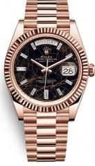 Rolex » Day-Date » Day-Date 40 mm Everose Gold » 228235-0045
