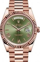 Rolex » Day-Date » Day-Date 40 mm Everose Gold » 228235-0025