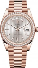 Rolex » Day-Date » Day-Date 40 mm Everose Gold » 228345rbr-0010