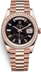 Rolex » Day-Date » Day-Date 40 mm Everose Gold » 228345rbr-0016