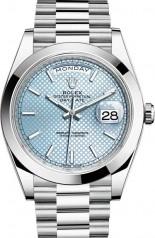 Rolex » Day-Date » Day-Date 40 mm Platinum » 228206-0004