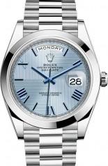 Rolex » Day-Date » Day-Date 40 mm Platinum » 228206-0001