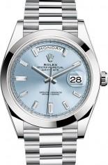 Rolex » Day-Date » Day-Date 40 mm Platinum » 228206-0002