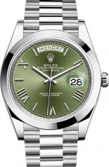 Rolex » Day-Date » Day-Date 40 mm Platinum » 228206-0027
