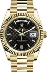 Rolex » Day-Date » Day-Date 40 mm Yellow Gold » 228238-0007