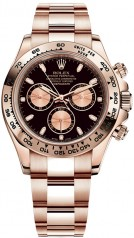 Rolex » Daytona » Cosmograph Daytona 40mm Everose Gold » 116505-0008