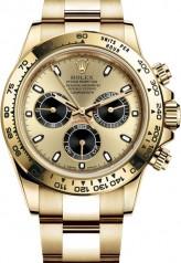 Rolex » Daytona » Cosmograph Daytona 40mm Yellow Gold » 116508-0014