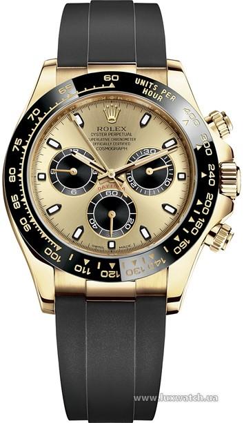 Rolex » Daytona » Cosmograph Daytona 40mm Yellow Gold » 116518ln-0048