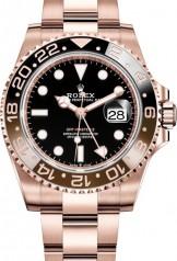 Rolex » GMT Master II » GMT Master II 40mm Everose Gold » 126715CHNR-0001
