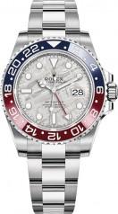 Rolex » GMT Master II » GMT Master II 40mm White Gold » 126719blro-0002