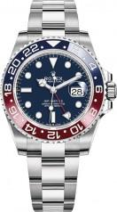 Rolex » GMT Master II » GMT Master II 40mm White Gold » 126719BLRO-0003