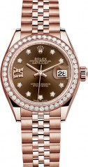 Rolex » Datejust » Datejust 28 mm Everose Gold » 279135rbr-0002