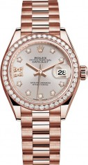 Rolex » Datejust » Datejust 28 mm Everose Gold » 279135rbr-0003