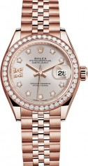 Rolex » Datejust » Datejust 28 mm Everose Gold » 279135rbr-0004