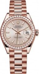 Rolex » Datejust » Datejust 28 mm Everose Gold » 279135rbr-0006