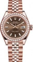 Rolex » Datejust » Datejust 28 mm Everose Gold » 279135rbr-0008