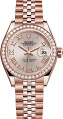 Rolex » Datejust » Datejust 28 mm Everose Gold » 279135rbr-0009
